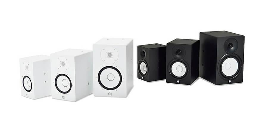 Cтудийные мониторы Yamaha HS5I, HS7I и HS8I