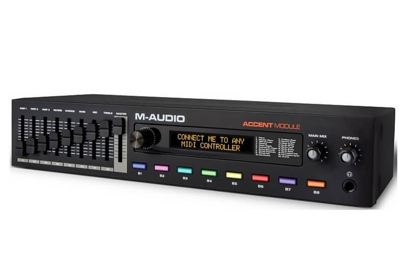 Звуковой модуль электропиано M-Audio Accent Module