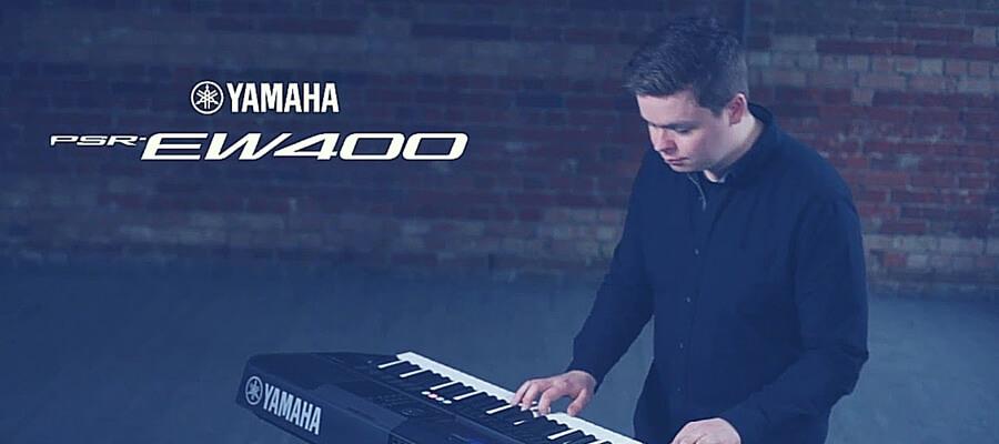 Новинка - Yamaha PSR-EW400