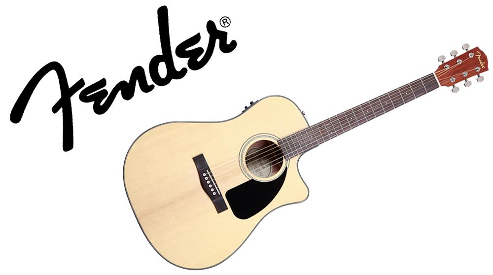 Гитара акустическая FENDER CD-60CE